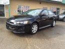 Used 2016 Mitsubishi Lancer ES DEALER OF THE YEAR 2015  AND 2016...!!! for sale in Bolton, ON