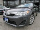 Used 2013 Toyota Camry LE (A6)-NAVIGATION-CAMERA-BLUETOOTH for sale in Scarborough, ON