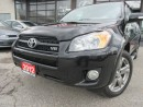 Used 2012 Toyota RAV4 Sport-AWD- V6 LEATHER- SUNROOF-SIDE-BARS-ALLOYS for sale in Scarborough, ON