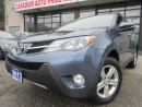 Used 2013 Toyota RAV4 XLE - AWD- CAMERA-BLUETOOTH-SUNROOF-HEATED SEATS for sale in Scarborough, ON