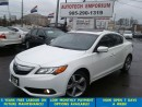 Used 2014 Acura ILX Prl White Premium Leather/Sunroof/Camera &GPS* for sale in Mississauga, ON