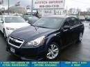 Used 2013 Subaru Legacy Limited Pkg. AWD Navigation/Leather/Sunroof for sale in Mississauga, ON
