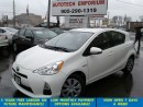Used 2013 Toyota Prius c Hybrid Prl White/Bluetooth&GPS* for sale in Mississauga, ON