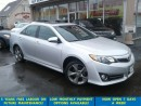 Used 2013 Toyota Camry SE Navigation/Lther/Sunroof/Alloys for sale in Mississauga, ON