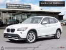 Used 2012 BMW X1 28i X-DRIVE -NAVIGATION|PANO|BLUETOOTH|NO ACCIDENT for sale in Scarborough, ON