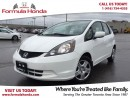 Used 2013 Honda Fit LX | BLUETOOTH | FUEL EFFICIENT! for sale in Scarborough, ON