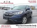 Used 2015 Honda CR-V SE | ALL WHEEL DRIVE | BLUETOOTH for sale in Scarborough, ON