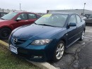 Used 2008 Mazda MAZDA3 GT for sale in Burlington, ON
