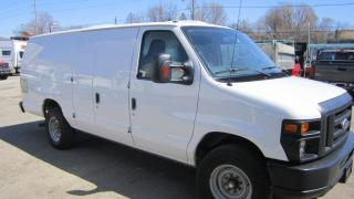 Used 2014 Ford E-250 extended cargo no window for sale in North York, ON