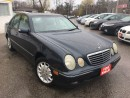 Used 2001 Mercedes-Benz E-Class 3.2L for sale in Pickering, ON