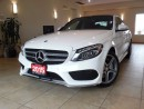 Used 2015 Mercedes-Benz C-Class C400 4MATIC AMG Sport PKG|Navi|BlindSpot|PanoRoof for sale in Toronto, ON
