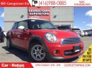 Used 2012 MINI Cooper Classic LEATHER | HEATED SEATS | DUAL SUNROOF | for sale in Georgetown, ON