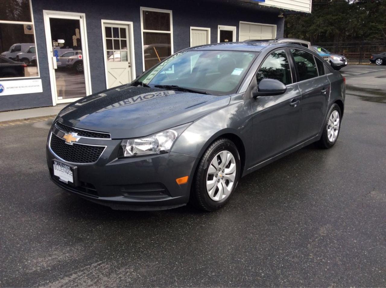 Photo of Grey 2013 Chevrolet Cruze