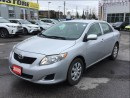 Used 2009 Toyota Corolla CE for sale in Pickering, ON
