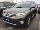 Used 2012 Toyota Highlander V6 (A5) for sale in Pickering, ON
