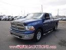 Used 2011 Dodge RAM 1500 SLT QUAD CAB 4WD for sale in Calgary, AB