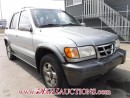 Used 2001 Kia SPORTAGE EX 4D UTILITY for sale in Calgary, AB