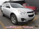 Used 2010 Chevrolet EQUINOX LS 4D UTILITY AWD for sale in Calgary, AB