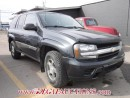 Used 2004 Chevrolet TRAILBLAZER LS 4D UTILITY 4WD for sale in Calgary, AB