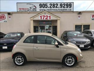 Used 2012 Fiat 500 Pop, WE APPROVE ALL CREDIT for sale in Mississauga, ON