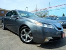 Used 2009 Acura TL SH-AWD TECH PKG | NAVIGATION | LEATHER ROOF for sale in Kitchener, ON