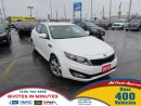 Used 2012 Kia Optima EX | LEATHER | ALLOYS | BACKUP CAM for sale in London, ON