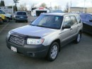 Used 2007 Subaru Forester Columbia Edition for sale in Surrey, BC