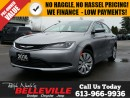 Used 2016 Chrysler 200 LX-6.4L PER 100 KMS!!! for sale in Belleville, ON