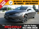 Used 2016 Chrysler 200 ALL Wheel Drive - 8.4 Radio - Leather With Heat - for sale in Belleville, ON