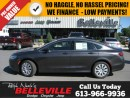 Used 2016 Chrysler 200 LX-ABS AND TRACTION CONTROL for sale in Belleville, ON