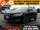 Used 2016 Chrysler 200 S-AWD-Remote Start for sale in Belleville, ON