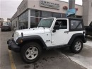 Used 2016 Jeep Wrangler Sport..Leather/Air/ Alloys for sale in Burlington, ON