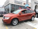 Used 2014 Dodge Journey R/T..Navi..DVD..Leather for sale in Burlington, ON