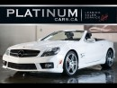 Used 2010 Mercedes-Benz SL-Class SL63 AMG, CONVERTIBL for sale in North York, ON
