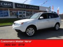 Used 2012 Subaru Forester Sport   NAV! BLUETOOTH! HEATED SEATS! PANROOF! for sale in St Catharines, ON