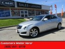 Used 2014 Cadillac ATS 2.0 Turbo Luxury   BOSE! BACKUP CAM! LEATHER! for sale in St Catharines, ON