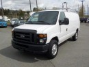 Used 2010 Ford Econoline E-250 Cargo Van w/ Shelving & Ladder Rack for sale in Burnaby, BC