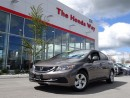 Used 2013 Honda Civic LX - Honda Certified for sale in Abbotsford, BC