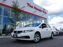 Used 2014 Honda Civic DX 5-Speed MT - Honda Certifie for sale in Abbotsford, BC