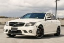 Used 2009 Mercedes-Benz C-Class C63 AMG LANGLEY LOCATION for sale in Langley, BC