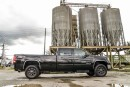 Used 2011 GMC Sierra 3500 HD SLE  LANGLEY LOCATION for sale in Langley, BC