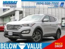 Used 2013 Hyundai Santa Fe Sport 2.4 Premium**BACK UP SENSORS**HEATED SEATS** for sale in Surrey, BC