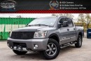 Used 2013 Nissan Titan PRO-4X|4x4|Navi|Sunroof|Backup Cam|Bluetooth|Keyless Entry|18