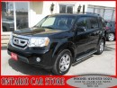 Used 2010 Honda Pilot TOURING 4WD NAVIGATION TV DVD for sale in Toronto, ON