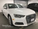 Used 2017 Audi A4 4dr Sdn Auto Komfort quattro for sale in Vancouver, BC