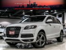 Used 2014 Audi Q7 S-LINE|TECHNIK|FULLY LOADED for sale in North York, ON