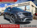 Used 2015 Dodge Journey Crossroad w/ Navigation, Sunroof & DVD! for sale in Abbotsford, BC