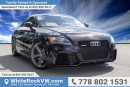 Used 2012 Audi TT RS for sale in Surrey, BC