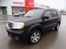 Used 2014 Honda Pilot Touring... FULLY LOADED... NAV.. RES.. LEATHER for sale in Milton, ON