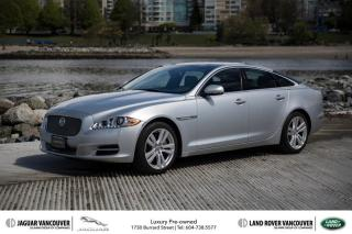 Used 2013 Jaguar XJ 3.0L AWD for sale in Vancouver, BC